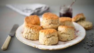 Baking British - How to Make British Scones