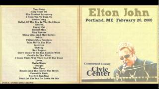 #3 - The Greatest Discovery - Elton John - Live SOLO in Portland 2008