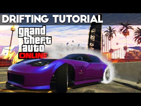 How To Drift In Gta  Online Full In Depth Drifting Tutorial No Cheats Mods Youtube