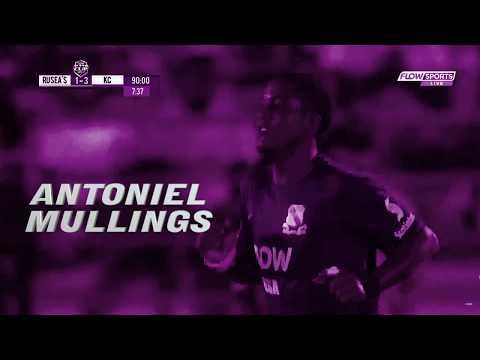Antoniel Mullings (Left Wing-back) • Kingston College