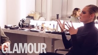 Kate Upton talks Beauty, Makeup tips, and her Career | Beauty Talk | Glamour UK