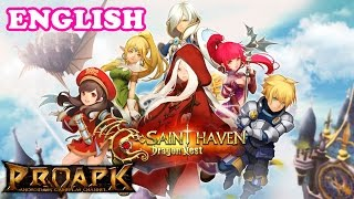 Dragon Nest: Saint Haven ENGLISH Gameplay Android / iOS