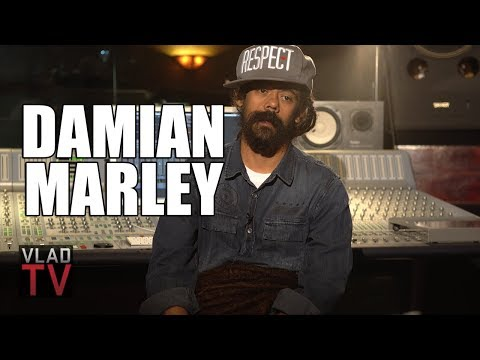 "Damian Marley on Growing Dreads for 22 Years, ""They Drag on the Floor"" (Part 3)"
