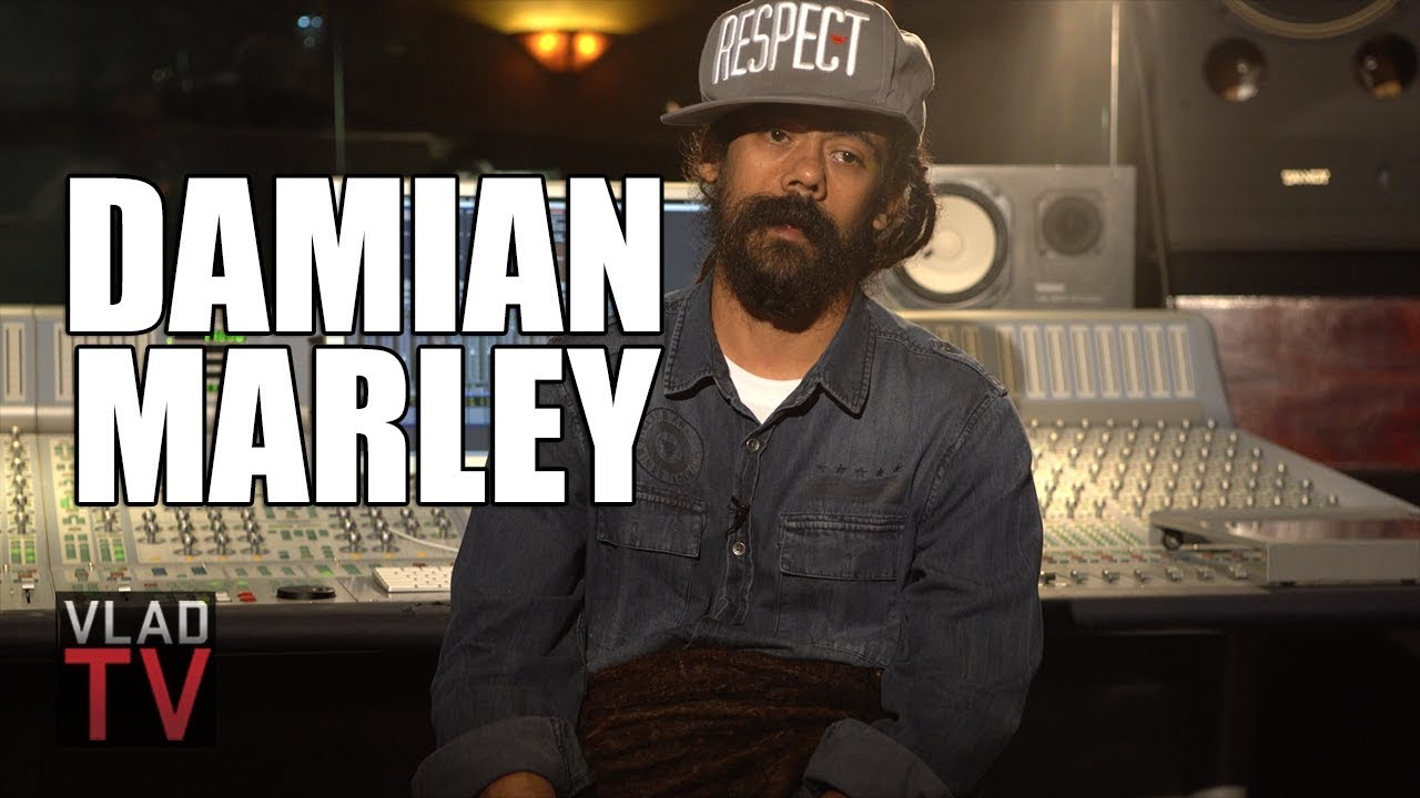Damian marley on growing dreads for 22 years they drag on the damian marley on growing dreads for 22 years they drag on the floor part 3 thecheapjerseys Gallery