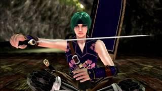 Soul Calibur V: Kari Sano (Intro/Victory Quotes)
