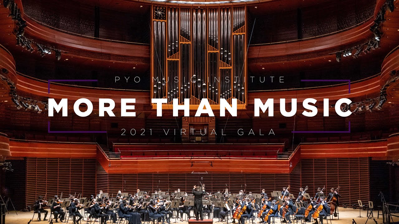 Download PYO Music Institute Virtual Gala 2021: More Than Music