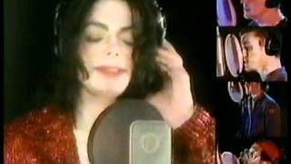 "Michael Jackson Premieres ""What More Can I Give"" Video at the RMA"
