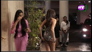 Late Night Party of Sonakshi, Kiara, Ananya, Kriti, Tara | BollywoodTelevision
