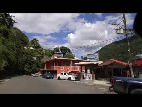 Comerio a Naranjito,Puerto Rico