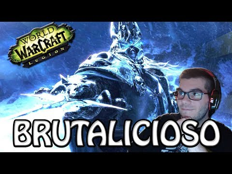 Paseo en el tiempo WRATH OF THE LICH KING #2 | WOW LEGIÓN