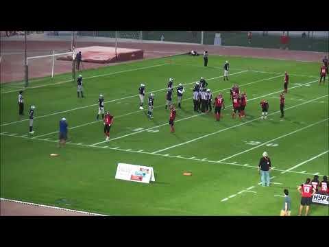 ENFL 2018 Egyptian Bowl: Cairo Wolves vs Cairo Hellhounds