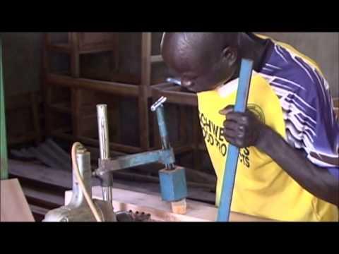 NRECA Electrification of Yei, South Sudan