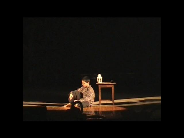 Изображение предпросмотра прочтения – МузаффарКулиев представляет буктрейлер кпроизведению «Ванька» А.П.Чехова