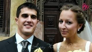 Свадьба в Праге. Александр и Ольга.