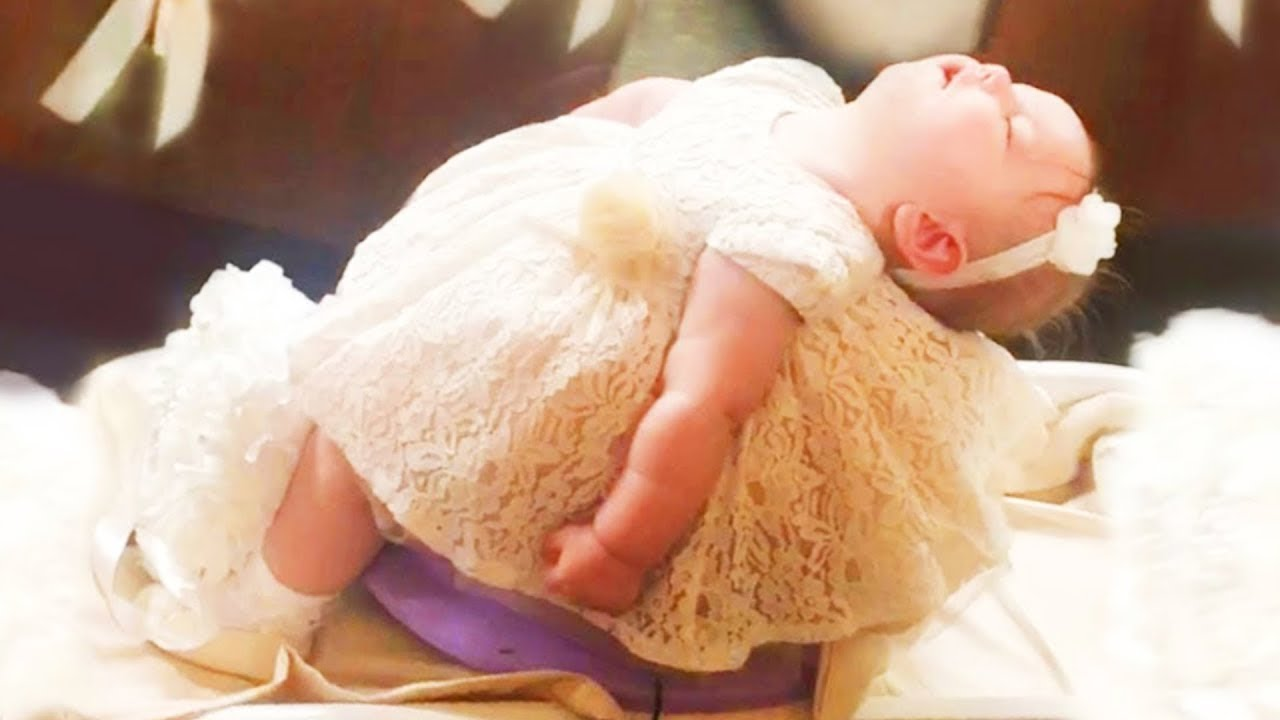 Cutest Flower Girl and Ring Bearer at Wedding - Funny Baby Videos