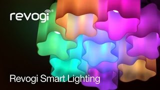 Revogi Smart Lighting products & Delite app - Delight your Life!