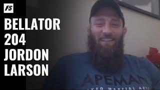 Hometown Favorite Jordon Larson Expecting To Finish Jason Jackson at Bellator 204