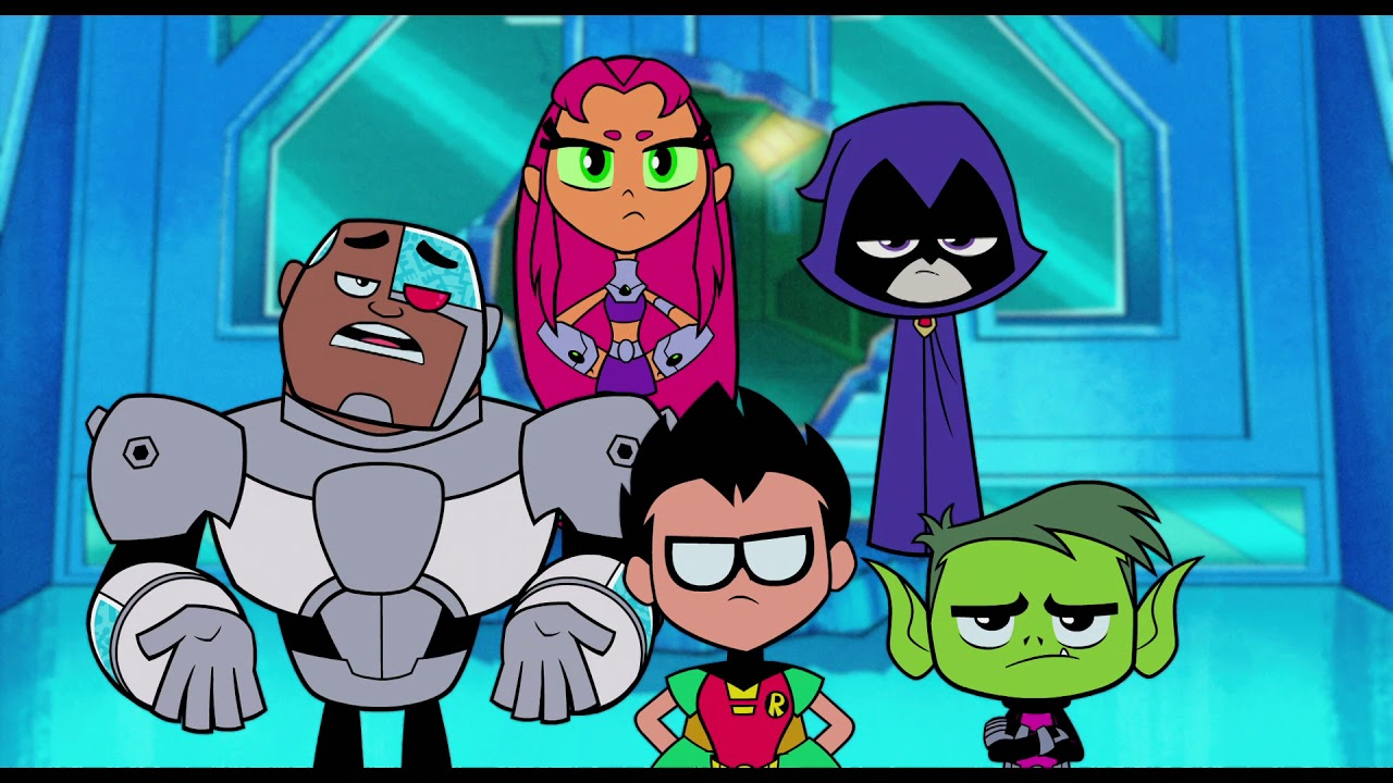 Yesmovies introduce : Teen Titans Go! To the Movies (2018