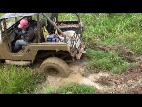 Jeep Clube Luiz Alves  Opala 6CC do Marcelo Arrepiando