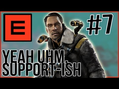 EVOLVE! #7 - Yeah Uhm, Support-ISH?! (Multiplayer Gameplay)