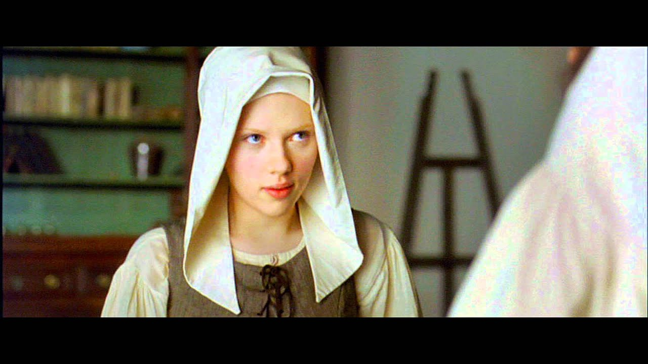 Girl with a Pearl Earring 2003 - YouTube