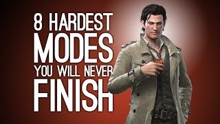 8 Hardest Difficulty Modes You Will Never Finish thumbnail