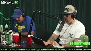 The Dr. Greenthumb Podcast Ep 53 Eric Bobo Discusses Leaving Beastie Boys To Perform At Woodstock