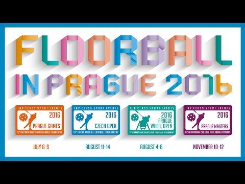 CZECH OPEN 2016 – LIVE 2 - MA -  Technology Florbal MB /CZE/ vs. Florbal Chodov /CZE/