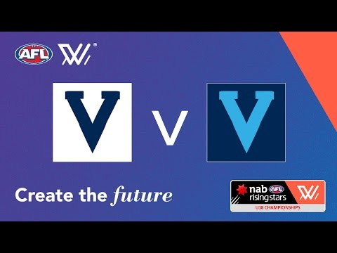 Vic Country vs Vic Metro  - NAB AFL Women's Under 18 Championships