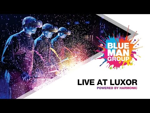Blue Man Group: Live at Luxor VR/360