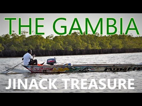 THE GAMBIA // JINACK // TREASURE ISLAND // 2018
