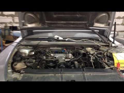 часть 2 Пежо 607 2.2 Дизель проверка топливной системы на машине