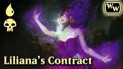Wacky Wednesday - Standard - Liliana's Contract