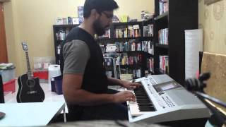 Piano Cover - Ajeeb Dastaan Hai Yeh