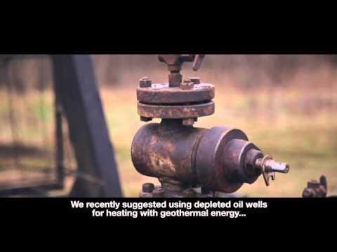 Green ambitions of Dolyna, Ukrainian oil city   EnergyHeroes