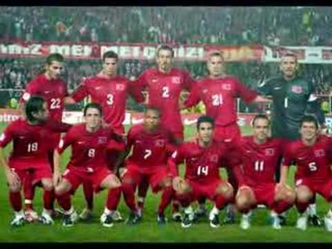 EURO 2008 TURKIYE MILLI TAKIM SARKISI (orjinal HELLDORADO)