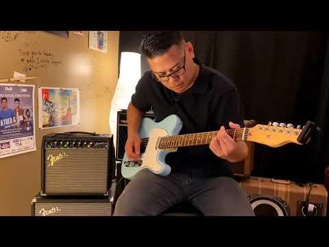 Video Demo: Fender Champion 20 by Jef Reyes