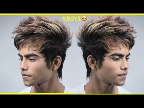 COOL New HAIRSTYLES FOR BOYS 2020 😱 New Hairstyles Boys 2020 | BEST Boy Hairstyles 2020
