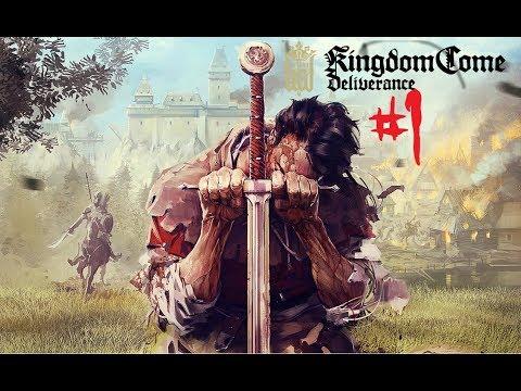 Kingdom Come CZ/SK | Lexův zadek prožívá středověk ! | CZ Lets Play / Gameplay HD