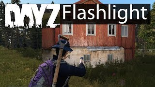 DayZ Xbox One Gameplay Flashlight Battery & Polana Guide