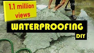 Waterproofing of roof slab from leakage of water | पाणी कि लिकेज को कैसे रोके thumbnail
