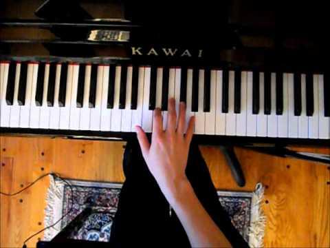 Here Comes Goodbye - Rascal Flatts (Piano Tutorial)