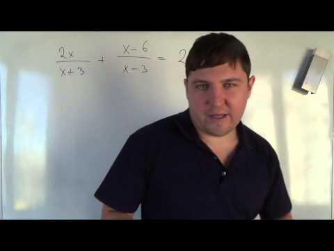 Алгебра 8 класс. 14 октября. Уравнение алгебраических дробей