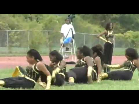 Martin Luther King High School Marching Band