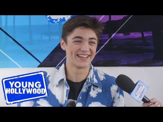 Asher Angel Reveals His Love for Annie LeBlanc & Wiz Khalifa Collab!
