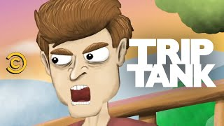triptank you wanna see my pecker
