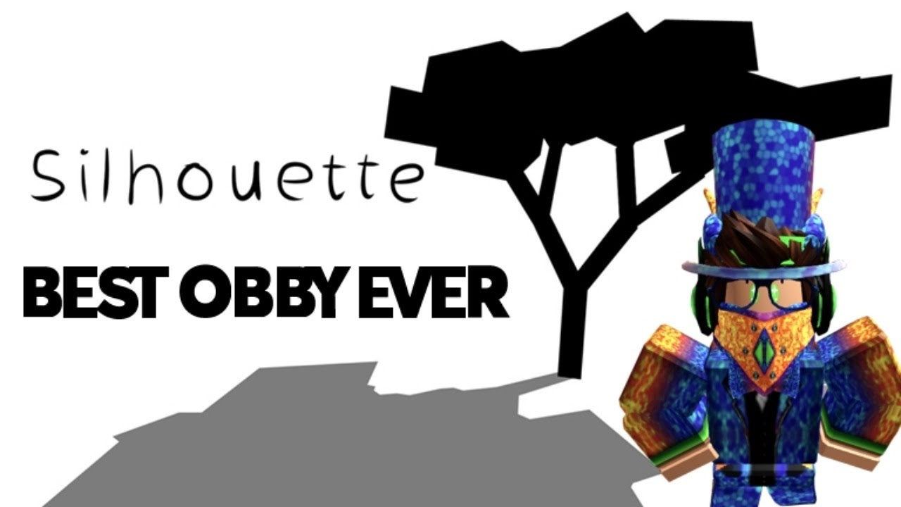 Silhouette Is The Best Roblox Obby Play Through Superomega Live Youtube