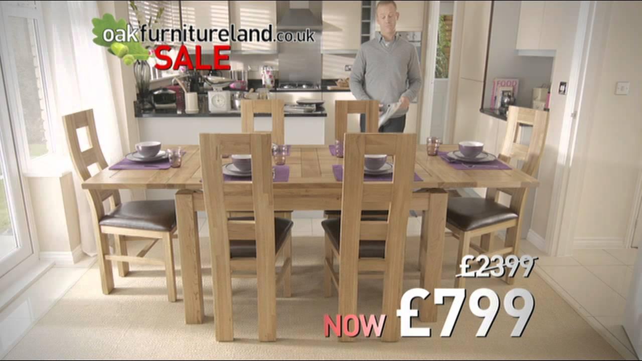 Oak furniture land tv ad summer 2012 youtube