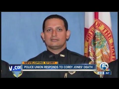 Police union responds to Corey Jones' death