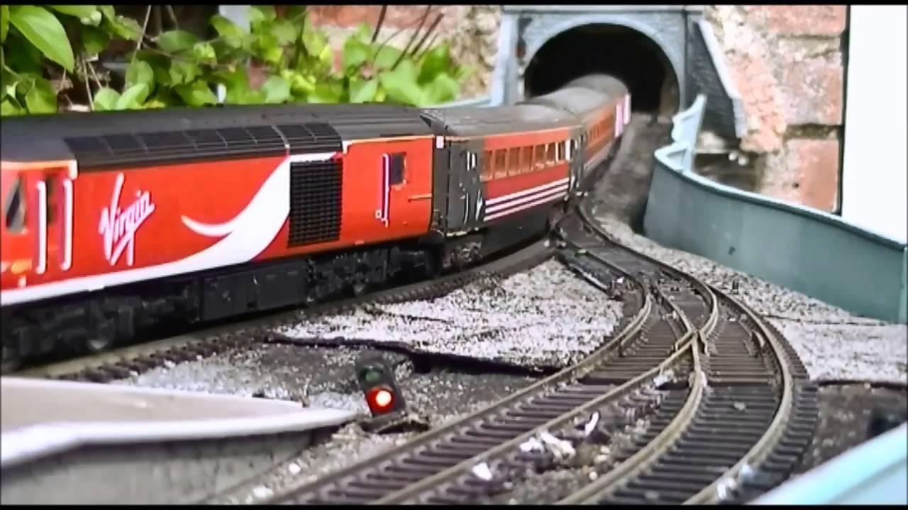 00 Garden Railway Dcc